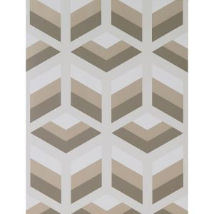 GDW5248-002 XABI Beige Gaston Y Daniela Wallpaper