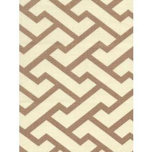 6340-08 AGA Camel II on Tint Quadrille Fabric