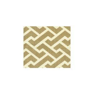 6345-05 AGA REVERSE Taupe on Tint Quadrille Fabric