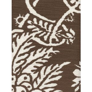 CP1040-06 ANTOINETTE Cognac on Westover Quadrille Fabric