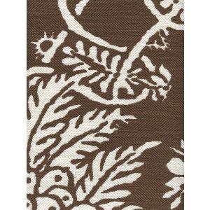 CP1040-06 ANTOINETTE Cognac on Westover Quadrille Fabric
