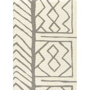 AC811-03 ARUBA II Grey on Tint Quadrille Fabric