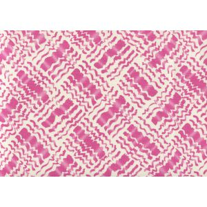 AC860-05 BAHA II Pink on Tint Quadrille Fabric