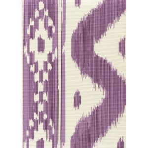 2020-05 BALI HAI Purple on Tint Quadrille Fabric