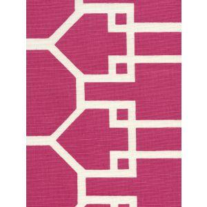 304023F BRIGHTON REVERSE Rose on Tint Quadrille Fabric