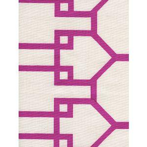 304003F BRIGHTON Rose on Tint Quadrille Fabric