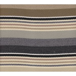 7280-07 CABANA STRIPE Multi Grays Taupe Black Quadrille Fabric