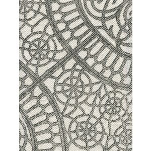 CP1030-08 CAMELOT Black on Westover Quadrille Fabric