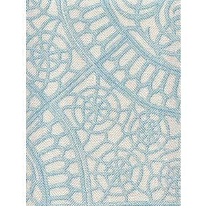 CP1030-04 CAMELOT Turquoise on Westover Quadrille Fabric