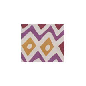 AC103-17SUN CAP FERRAT Multi Lilac Plum Gold  Quadrille Fabric
