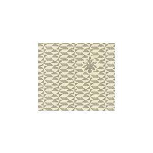 302243SUN CARLO II Steel Grey Quadrille Fabric