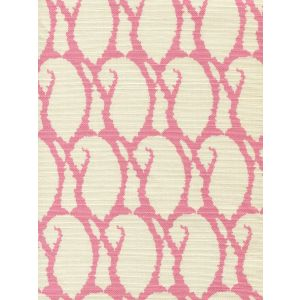 9060-05 CARNA Soft Pink on Tint Quadrille Fabric