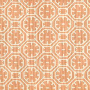 8155-13 CEYLON BATIK REVERSE Apricot on Tint Quadrille Fabric