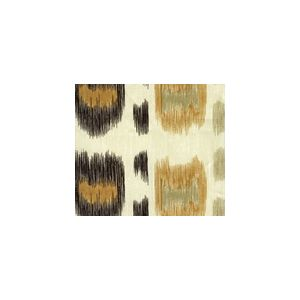 AC704-02CU CINTRA Multi Brown, Camel on Tint Quadrille Fabric
