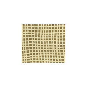 AC403-11SUN CRISS CROSS Taupe Quadrille Fabric