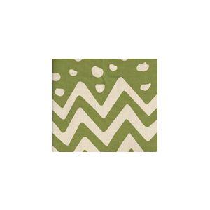 AC104-32 DEAUVILLE Jungle Green Quadrille Fabric
