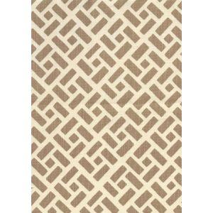 2220-04 EDO Camel on Tint Quadrille Fabric