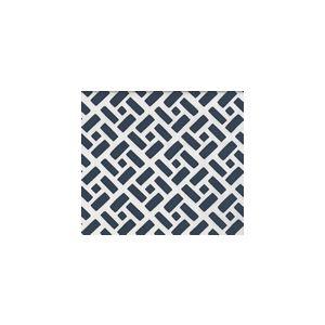 2220-18SUNW EDO Navy Quadrille Fabric