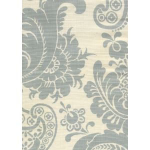 302079F ESTE Hansel Blue on Tint Quadrille Fabric