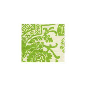 302073F ESTE Pistachio on Tint Quadrille Fabric