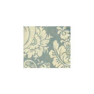302179F ESTE REVERSE Hansel Blue on Tint Quadrille Fabric