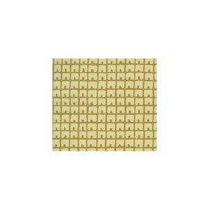 4040-07 FEZ BACKGROUND Gold Metallic on Tan Quadrille Fabric