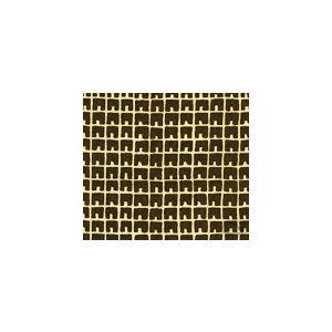 4045-01 FEZ II Brown on Tan Quadrille Fabric