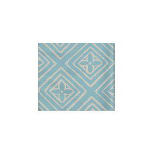 2490SU-07-NEW-BLUE FIORENTINA New Blue on Vellum Quadrille Fabric