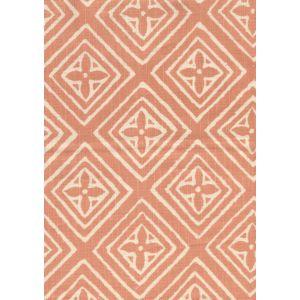 2490-07 FIORENTINA Pale Terracotta on Tint Quadrille Fabric