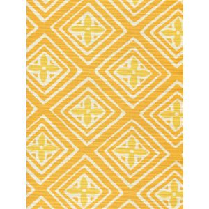 2500-17 FIORENTINA TWO COLOR Yellow Gold Quadrille Fabric