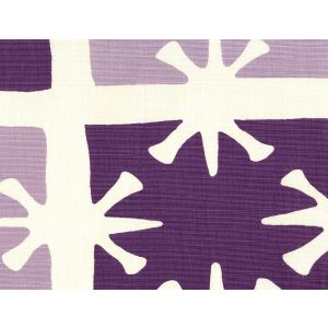 8095-05 GEORGIA LARGE SCALE Lilac Purple on Tint Custom Only Quadrille Fabric