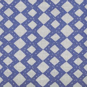 AC920-08 HANDSTITCH New Navy Quadrille Fabric