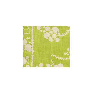 3010-03 HAWTHORNE Jungle Green on Tan Quadrille Fabric