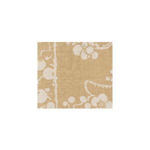3010-01 HAWTHORNE New Beige on Tan Quadrille Fabric