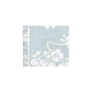 3010-22 HAWTHORNE Pale Aqua on White Quadrille Fabric