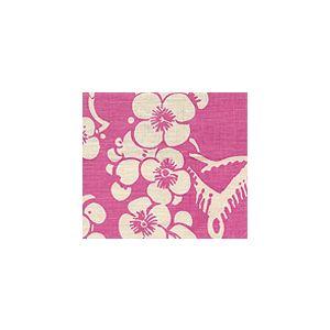 3010-12 HAWTHORNE Rose on Tan Quadrille Fabric