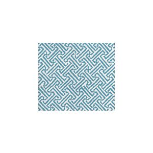 4010-24 JAVA JAVA Peacock on White Linen Cotton Quadrille Fabric