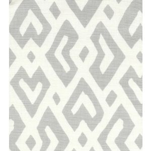 AC115-01 JUAN LES PINS Pale Gray on Tint Quadrille Fabric