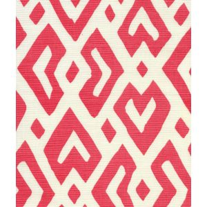 AC115-02 JUAN LES PINS Watermelon on Tint Quadrille Fabric
