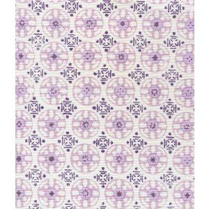8170-03 KEDIRI BATIK Purple Lavender Lilac Quadrille Fabric
