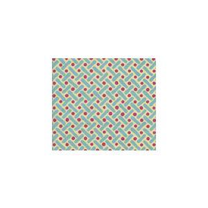 AC200-01 KELLS II Magenta Sky on Tint Quadrille Fabric