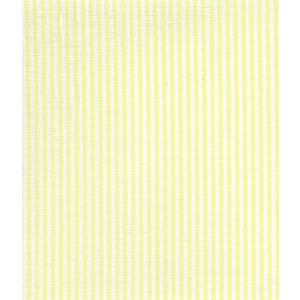 6920W-16 LILA STRIPE Soft Chartreuse on White Linen Quadrille Fabric