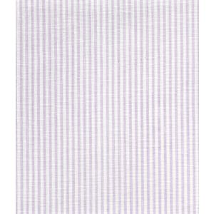 6920W-14 LILA STRIPE Soft Lavender on White Linen Quadrille Fabric