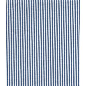 6930W-17 LULU STRIPE Navy on White Linen Quadrille Fabric