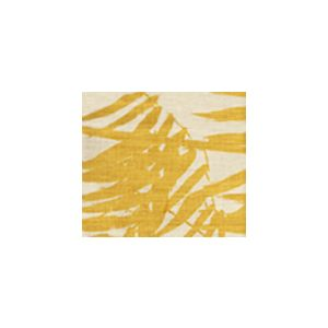 4020-05 MARTINIQUE New Ochre on Tan Quadrille Fabric