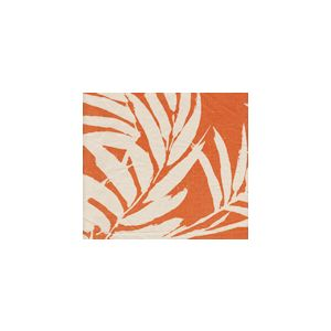 4025-02 MARTINIQUE REVERSE New Shrimp on Tan Custom Only Quadrille Fabric