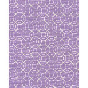 6455-32 MELONG BATIK REVERSE Lavender on Tint Quadrille Fabric