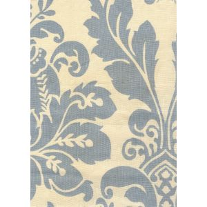 302157F MONTY China Blue on Tint Quadrille Fabric