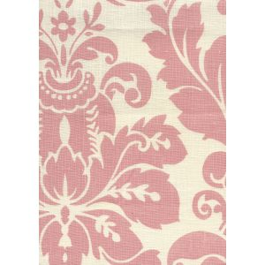 302152F MONTY Old Pink on Tint Quadrille Fabric
