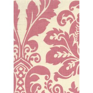 302153F MONTY Rose on Tint Quadrille Fabric